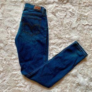 Levi's 524 Skinny Jean